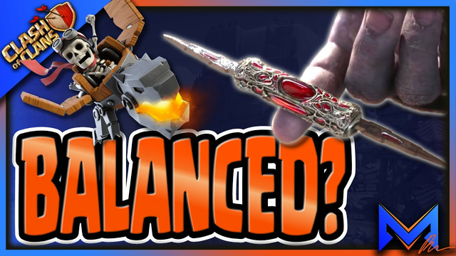 Achieving Balance in Clash of Clans