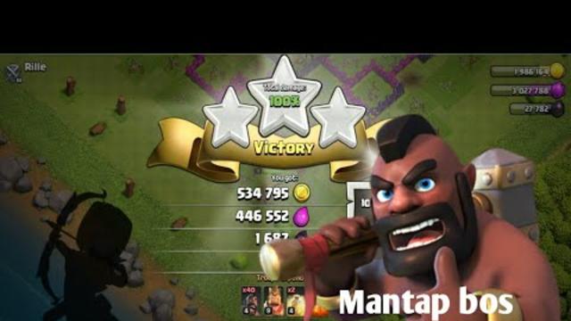 Meta full babi, the real meta haram! clash of clans