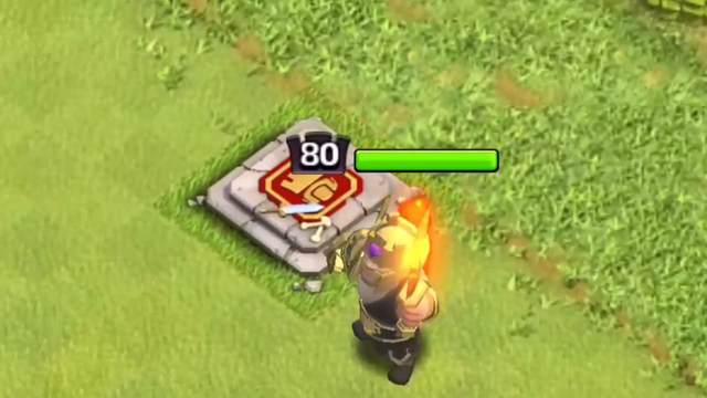 King Vs Roaster   Clash of Clans
