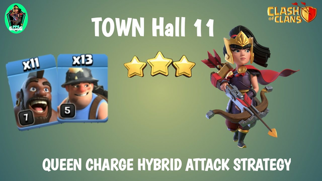 Always STRONG!! | TH11 Hybrid | Clash of Clans
