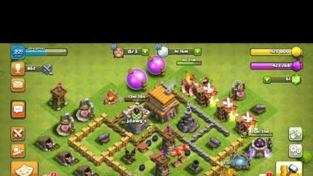 new clash of clans pt1