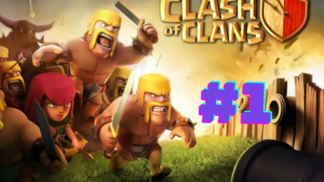clash of clans... Gameplay#1