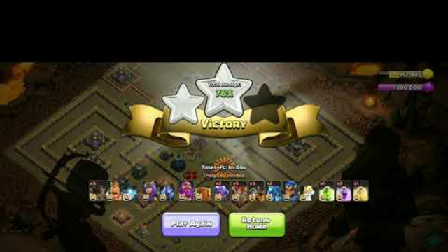 COMPLETING THE CHALLENGE OF CLASH OF CLANS/ COC