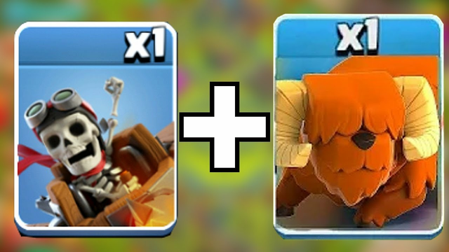 Epic combo units for Upgrading TH14!   Clash Of Clans  
