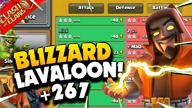 this strategy crushed every base in legend leagues -clash of clans - coc