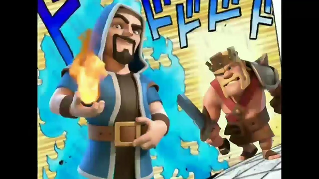 Clash of clans...Finally its here #clashofclans