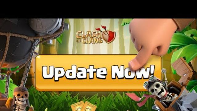 Maintenance Break Coming in Clash of Clans NEW UPDATE IN COC!