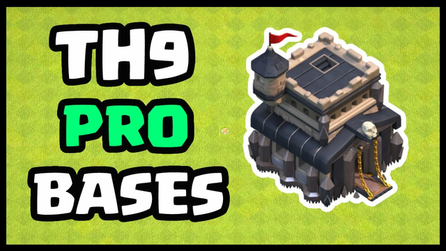 THE BEST TH9 BASES [NS BASE BUILDING] (Clash of Clans)