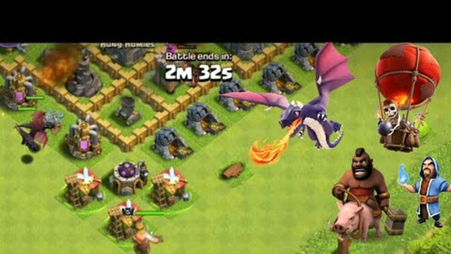 Easily 3Star With This Army | Town Hall 7 Gameplay | Clash Of Clans
