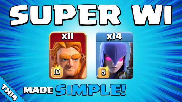 THE ULTIMATE SPAM ATTACK!!! TH14 Attack Strategy | Clash of Clans