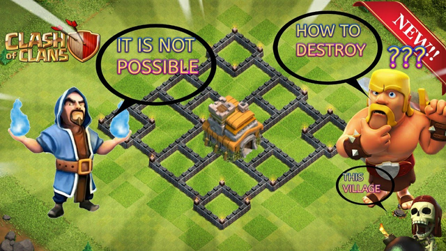 BEST TOWN HALL 7 BASE || NEW TH7 BASE || CLASH OF CLANS ||
