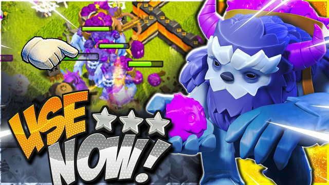 BEST TH12 Yeti Attack Strategy for 3 stars in Clash of Clans!