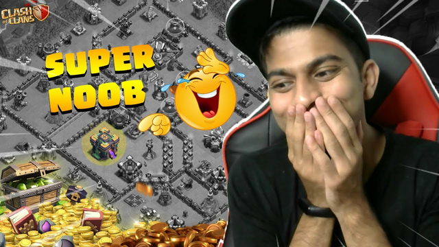 Super Noobs Are Back in Clash of Clans - COC