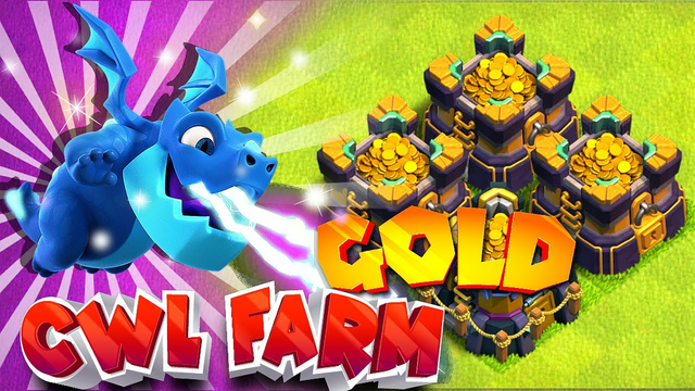 Cwl Farming Moster! FINAL DAY!!   Clash Of Clans   we dominated!