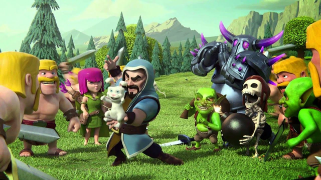 Clash of Clans, Visiting and Farming | Buzzz