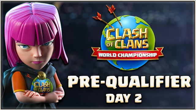World Championship July Pre-Qualifier Livestream in Clash of Clans
