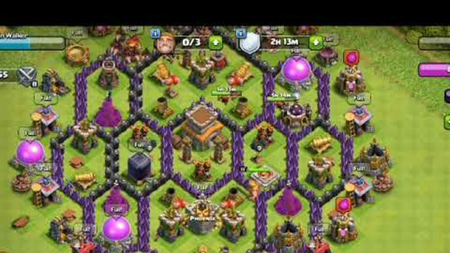 Best Attack Town Hall 8 Clash of Clans