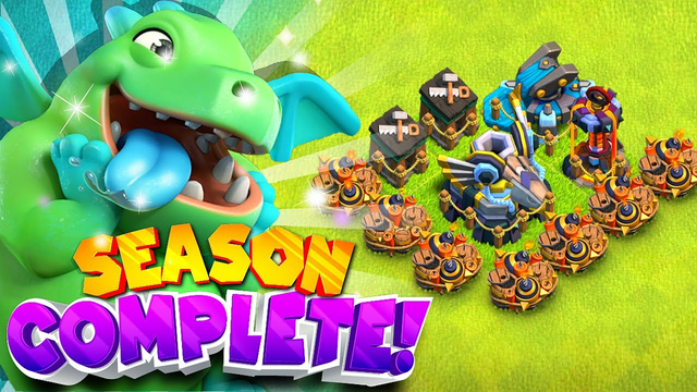 Unlocking everything in july season!   Clash Of Clans   Max TH14