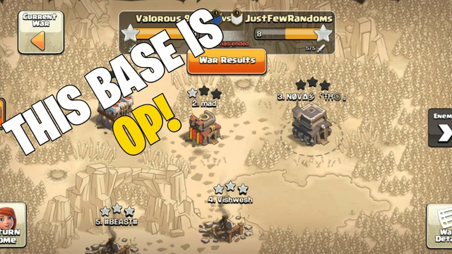 Best Defense Ever!..Clash of clans..2021