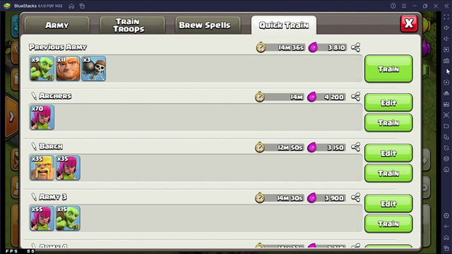 Clash of Clans   How to 3 Star TH3