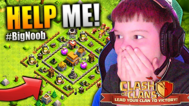clash of clans: ep 2- Upgrading my defences.