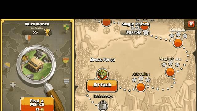Clash of clans: necesito 25 mil monedas!!!!