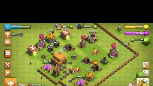 Clash of clans Walthrought episode 6 (Ios,android)