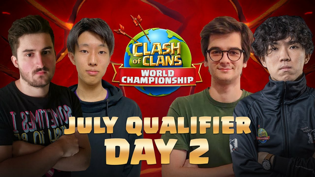 Clash Worlds July Qualifier Day 2 | Clash of Clans