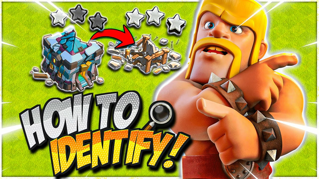 Can't 3 Star? TH13 Attack Guide to Base Reading (Clash of Clans)