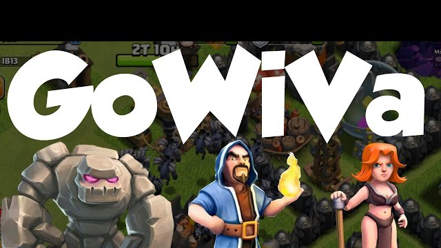 Clash of Clans: 3 stars GoWiVa Th11/Th10