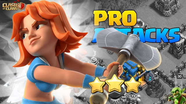 TH12 PRO ATTACK STRATEGIES in Clash of Clans! Th12 Valkyrie Attack 3 Star Attacks & Lot More in CoC!