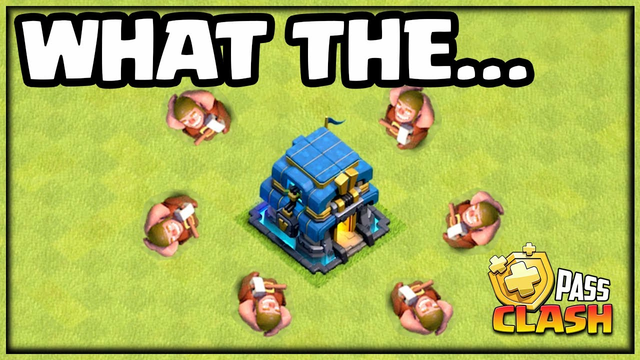 What Happens When ALL SIX Builders Sleep? Clash of Clans Gold Pass Clash #79!