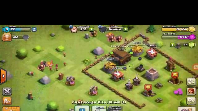 Clash of clans 1 attakkando