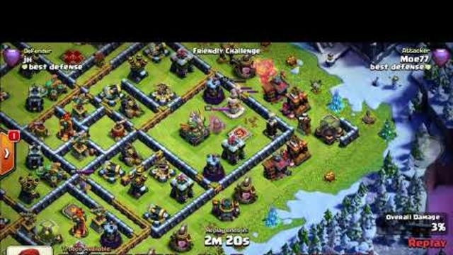 KING MOE (#new#strategie#clash#of#clans)