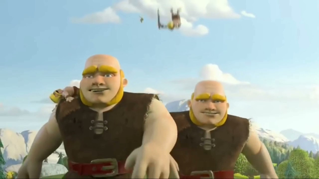 Clash Of Clans Movie - Animation video| Funny |
