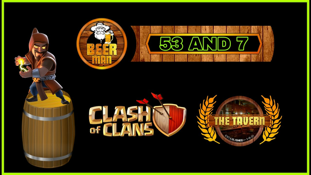 THE TAVERN CLASH OF CLANS ONLY PLACE TO UNWIND