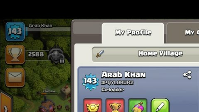 Clash Of Clans Town Hall Level 13 Lvel 143