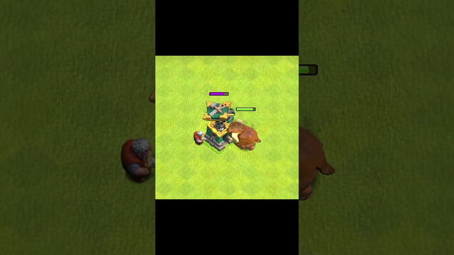 Max Battle Builder Vs Mighty Yak (Clash Of Clans)