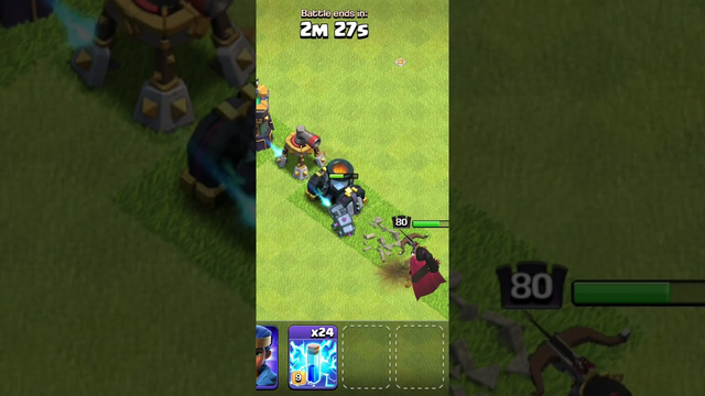 MAX Archer Queen vs All MAX Defences | CAN She Win? | Clash of Clans