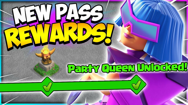 August 2021 Rewards Reveal for Clash of Clans 9th Anniversary