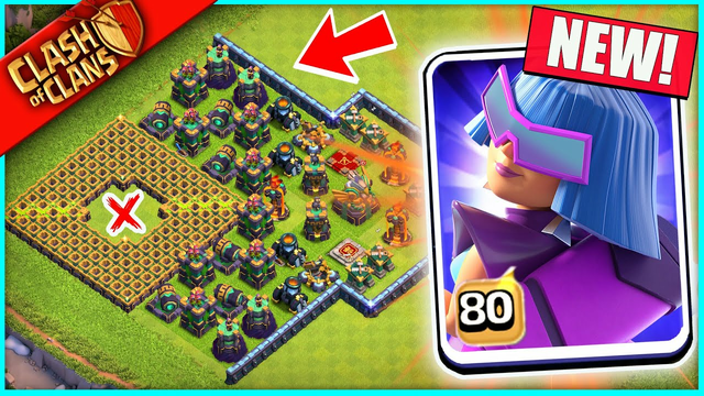 IMPOSSIBLE TROLL BASES vs THE PARTY QUEEN in Clash of Clans! With@Judo Sloth Gaming
