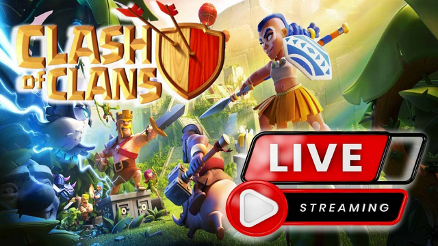 Let's Try New Strategy For Town hall 12 Live attack  Clash of clans 2021