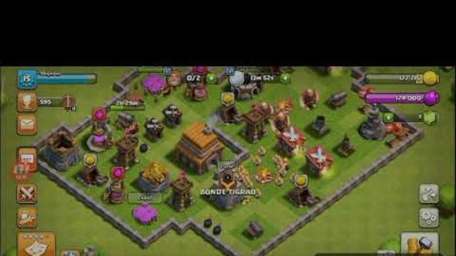 Clash of clans #10 Desafios de gemas