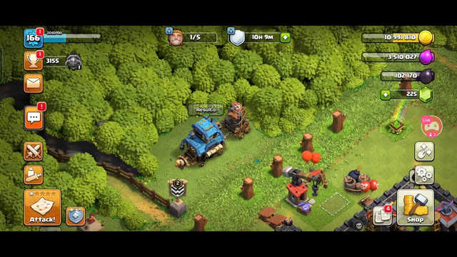 Watch me stream Clash of Clans on Omlet Arcade!55