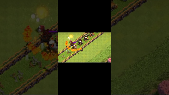 Air defense formation vs Lava Hound   Clash of Clans