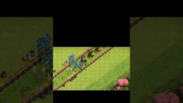 Air defense formation vs Minion   Clash of Clans