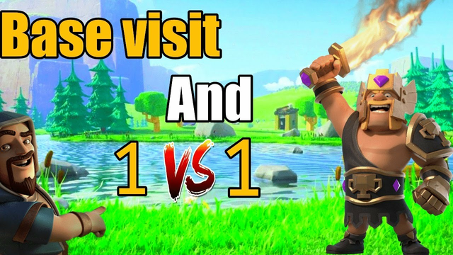 let's Visit Your Bases And Do Attacks Clash Of Clans Live
