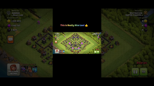 Best Loot Of Town Hall 9 Clash Of Clans