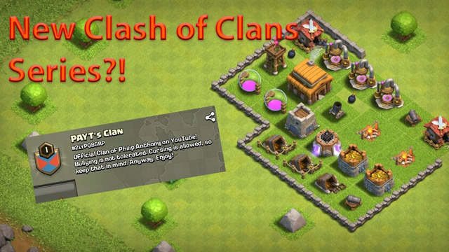 Clash of Clans Let's Play #1 A Great Start!