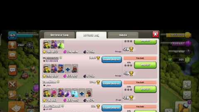 How to get Loot in Clash of Clans #coc #clash of clans.